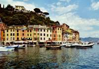 Visiting Portofino on the Italian Riviera