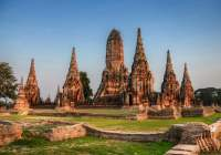 Visiting the Majestic Ruins of Ayutthaya, Thailand