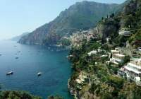 Road Trip along the Amalfi Coast in Italy