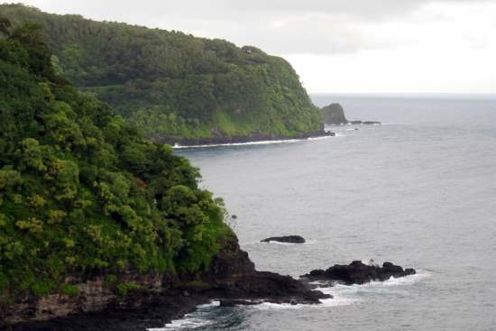 Road Trip along Maui's Hana Coast