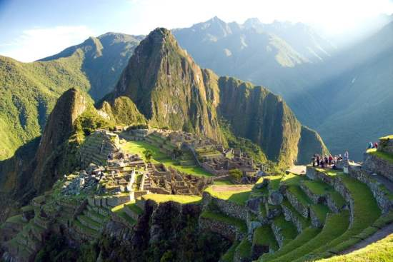Machu Picchu : A Place of Peace and Power