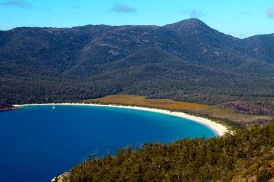 Tourist Guide to Freycinet National Park, Tasmania