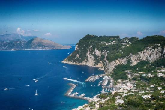 Capri, Italy - The Best Italian Island