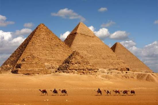 Top 5 UNESCO World Heritage Sites in Egypt