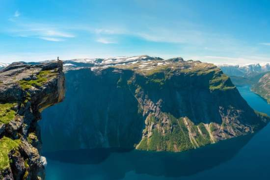 10 of the World's Most Amazing Cliffs