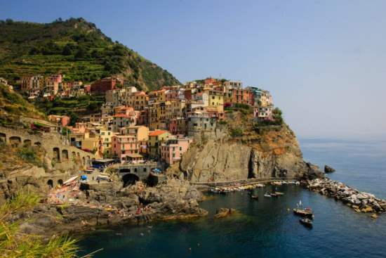 Touring the Five Villages of Cinque Terre in Italy