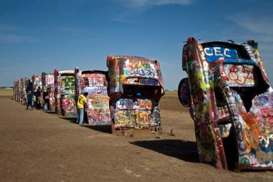 10 of the Weirdest Attractions in the USA
