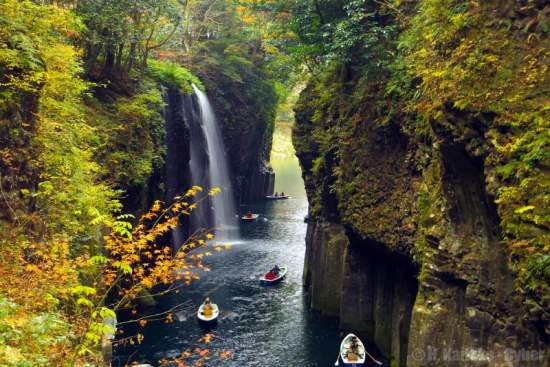 10 of the Best Gorges in the World