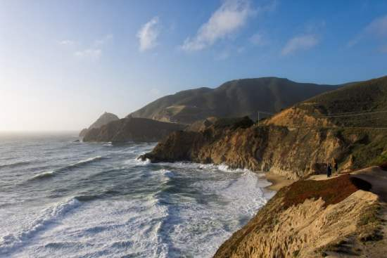 A Road Trip along the Pacific Coast Highway