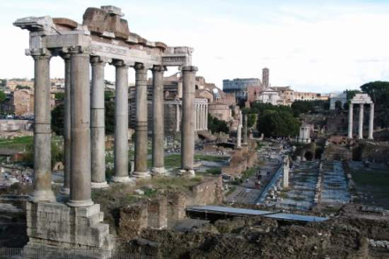 The 5 Best Historical Monuments in Rome, Italy