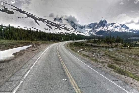Road Trip along the Alaska Highway