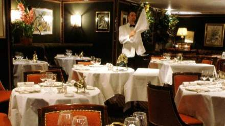 Top 5 Luxury Dining Spots in London
